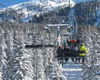 Ski Passes - Photo of A Chair LIft