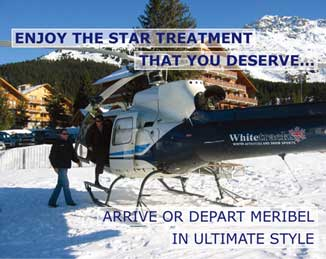 Airport Transfers By Helicopter Logo