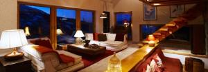 Meribel Chalet Palandger Lounge