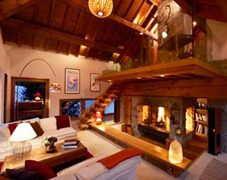 Meribel Ski Holidays - Chalet Lounge