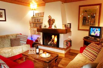 Meribel catered chalets 4 bedrooms - Chalet Chanteclair B
