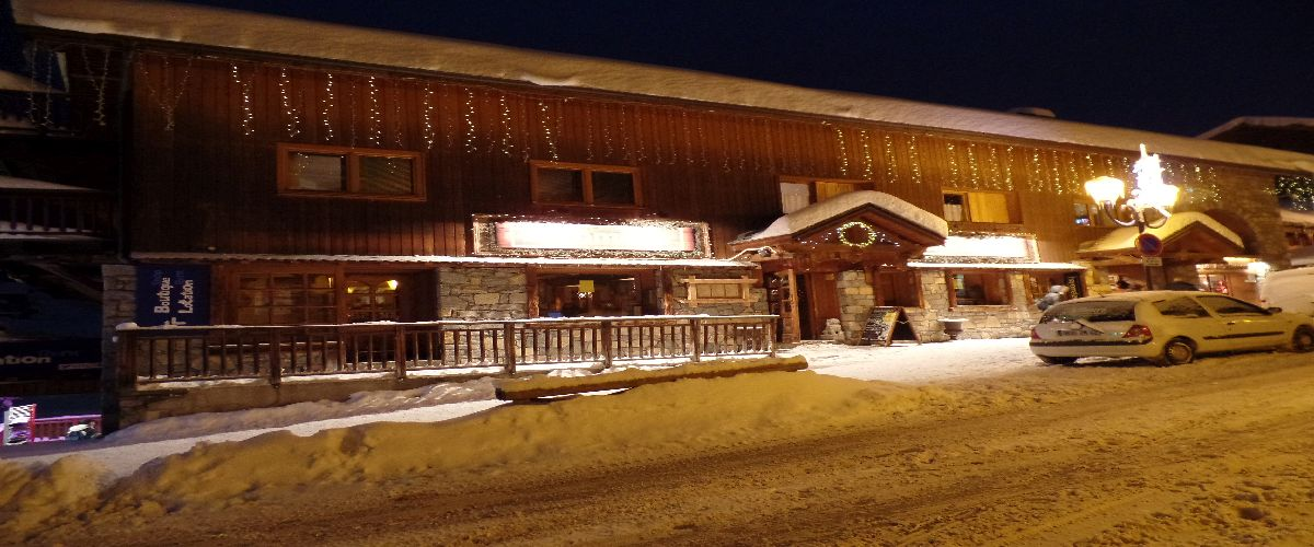 Meribel Bars Pubs Nightclubs - Barometer Bar