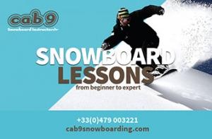 Cab9 Snowboard School