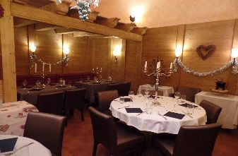 - Grain De Sel Restaurant Dining Room