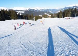 Meribel-Altiport-Green-Run-For-Beginners