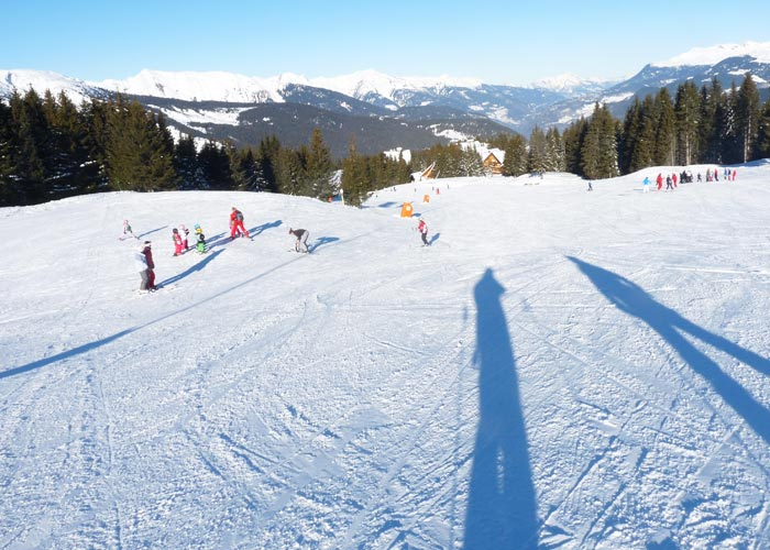 Meribel-Altiport-Green-Run-For-Beginners