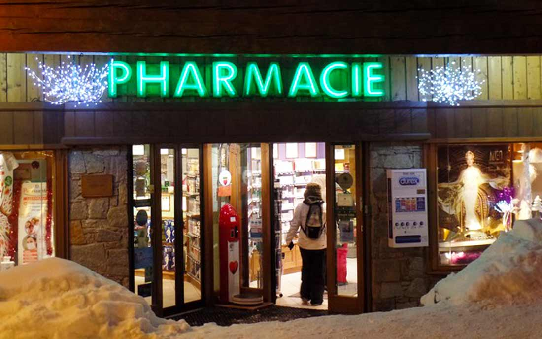 Meribel Pharmacie