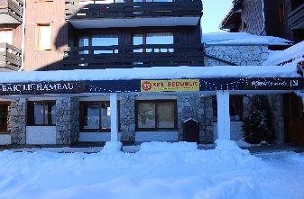 Ski Republic ski shop. le hameau.Mottaret.