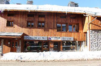 - Precision ski shop