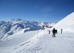 Sualire-piste-Courchevel-After-Meribel-Saulire-Gondola