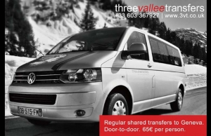 Three Valleys Transfers