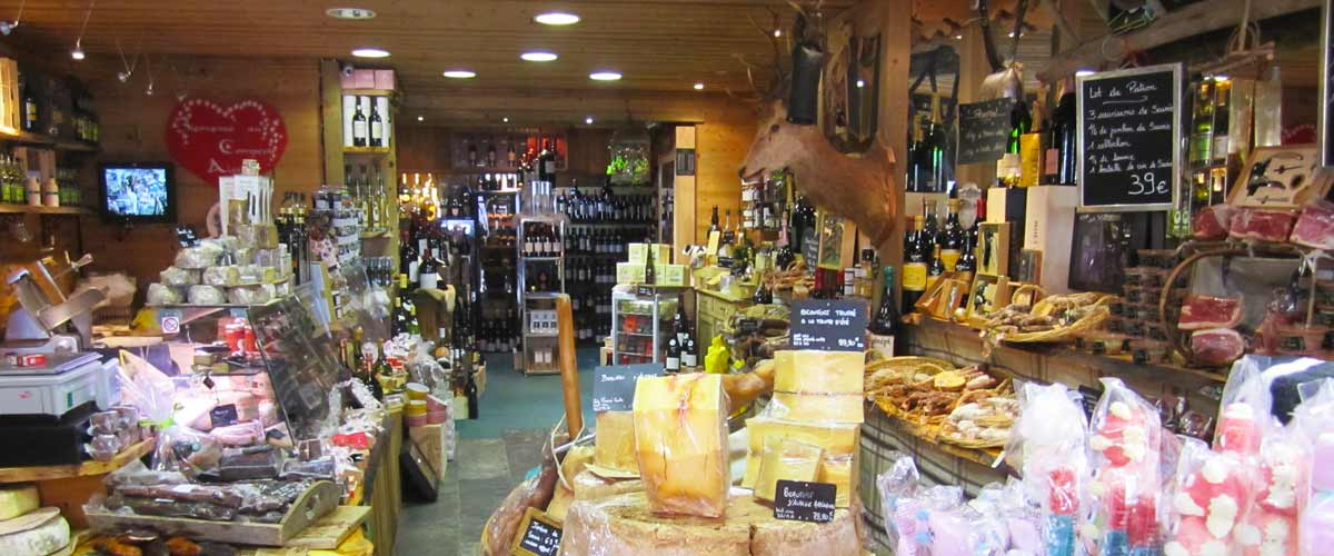 meribel shopping - Savoyard Produce Shop Meribel