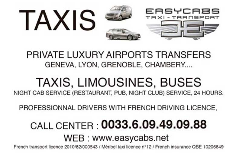 Easy Cabs Transfers