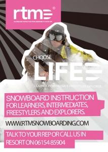 RTM Snowboard School