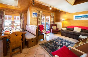 Meribel Village Apartments Genepi Lounge