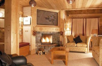 Meribel Chalets - Indiana Lodge Lounge