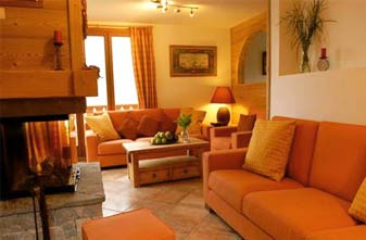 Mottaret catered chalets 5 bedrooms-chalet-L