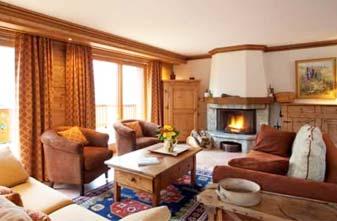 Meribel Chalets - Chalet Serpolet Lounge