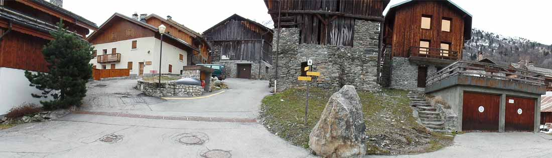 Meribel Raffort Village