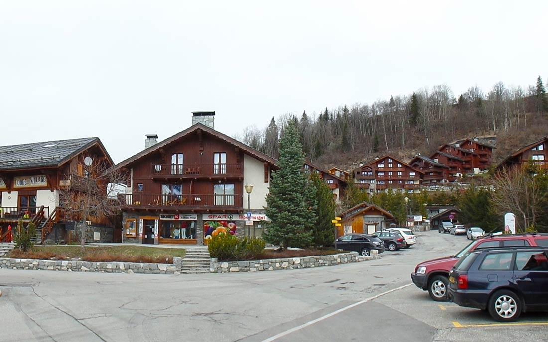 Meribel Village