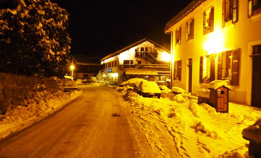 Catered Chalets Meribel Les Allues - The Village