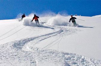 Meribel Ski Schools Off Piste Skiing