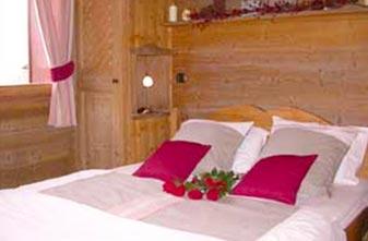 Meribel self catered chalets - Range1 bedroom