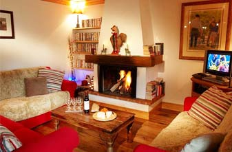 Meribel catered chalets 4 bedrooms - Chalet Chateclair