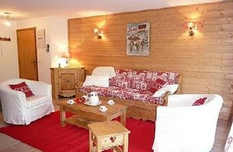 Meribel Apartments 2 Bedrooms - Cristal Lounge