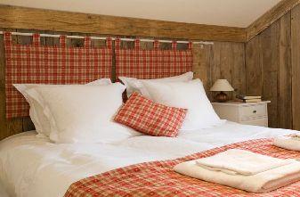 Chalet Bartavelle 2nd bedroom