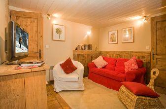 Chalet Bartavelled Lounge