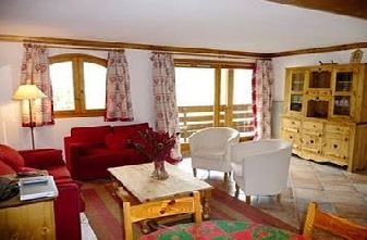 Meribel Apartments 3 Bedrooms - Cristal Lounge