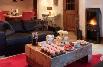 Chalet Refuge Boua lounge