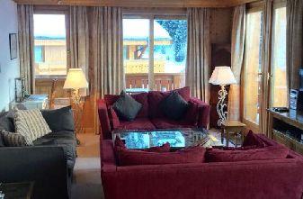 Meribel Apartments 4 Bedrooms - Grand Duc Lounge