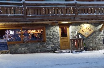 Meribel Bars Pubs Nightclubs - 50 50 Bar