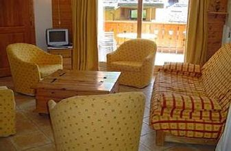 Meribel Village Apartments - Fermes D15 Lounge