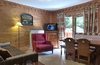 Meribel Village Apartments Fermes Bat 0R Lounge