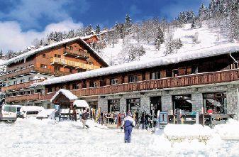 Meribel Hotels - Grangettes Hotel exterior