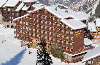 Meribel Mottaret Hotels - Hotel Les Arolles