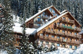 Meribel Hotels - Hotel L'Otees Du Bois exterior