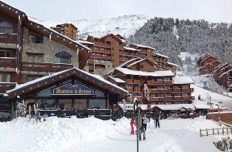 Hotels Meribel Mottaret - Hotel Mont Vallon