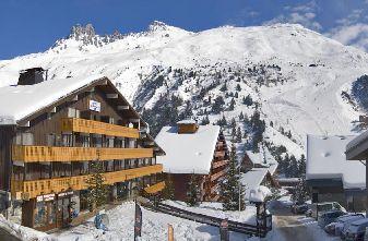 Meribel Mottaret Hotels - Hotel Mottaret