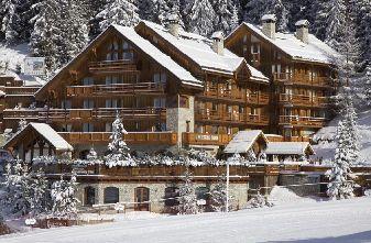Meribel Hotels - Hotel Yeti Outside