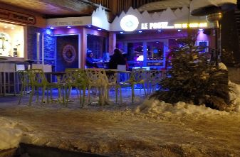 Meribel Bars Pubs Nightclubs - le Poste