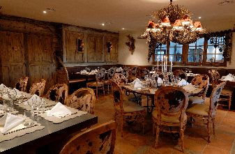 Meribel Mountain Restaurants - Plantin