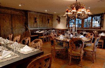 Meribel Mountain Restaurants - Plantin