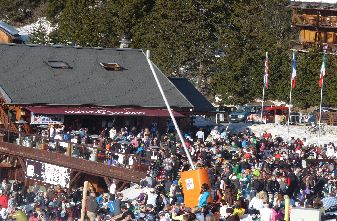 Meribel Bars Pubs Nightclubs - the ronny