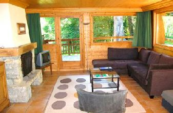 Meribel Apartments 3 Bedrooms - Dou Du Point Lounge