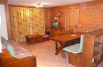 Meribel Village Apartment