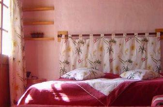 Meribel Hotels Les Allues - Croix Jean Claude double bedroom